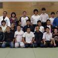 長野県松川中学来校