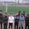 2010府中駅伝 柔道部チーム